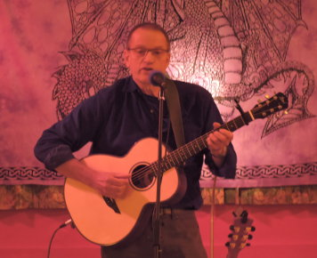 Live music from Trev Munkenbeck
